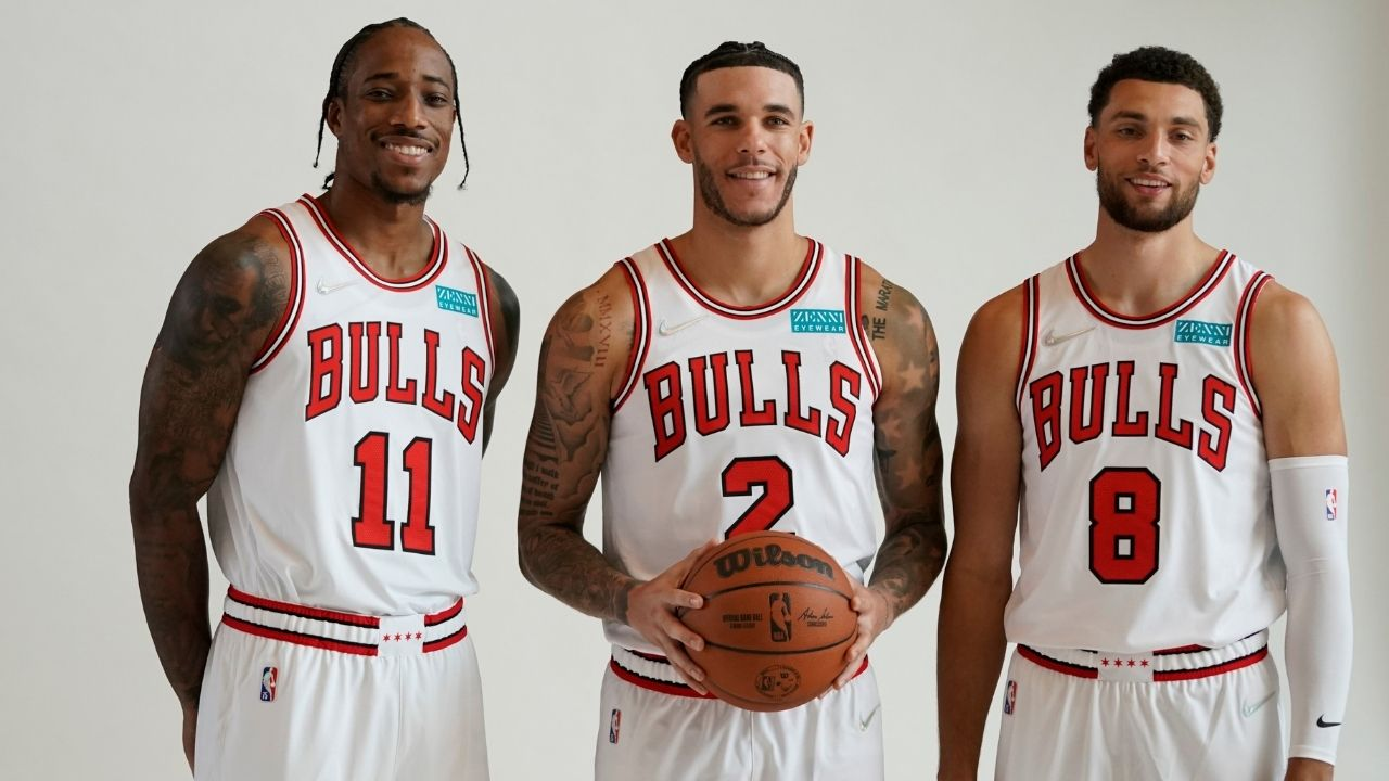 """""""Lonzo Ball was hooping and making Zach LaVine's Bulls look good"""": How newly-signed Chicago guard could influence their fortunes this season"""