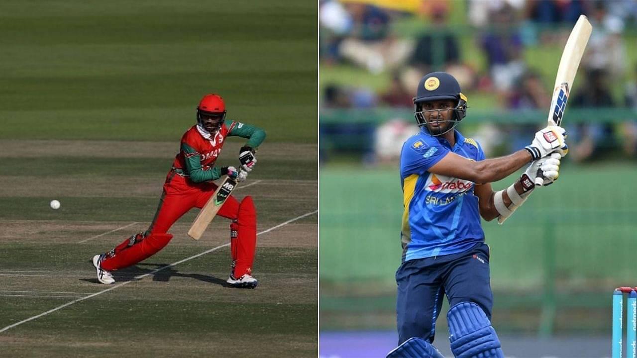 Oman vs Sri Lanka 2nd T20I Live Telecast Channel in India and Sri Lanka: When and where to watch OMN vs SL Al Amerat T20I?