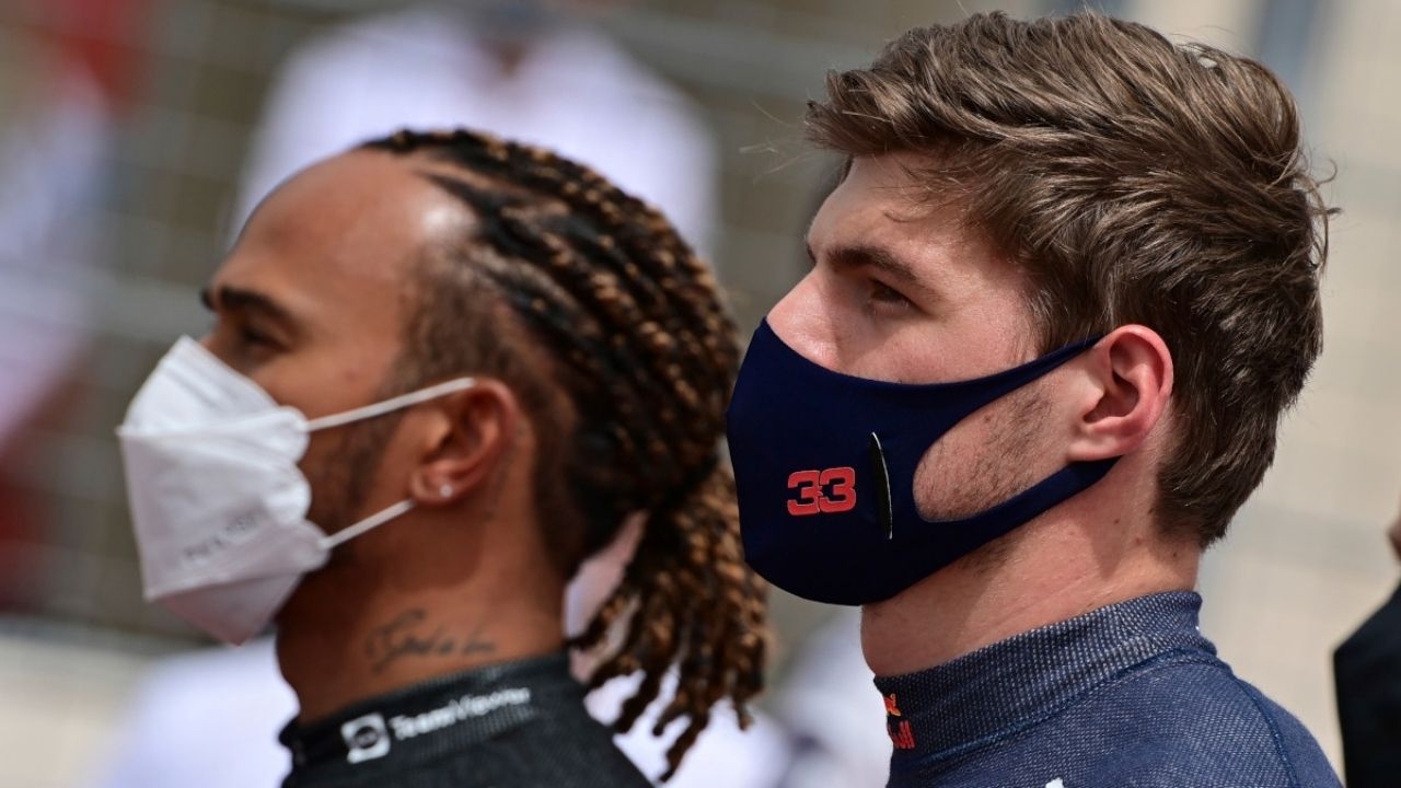 """""""I look forward to an F1 race more than ever right now"""" - Mario Andretti loves the unpredictability of Lewis Hamilton vs Max Verstappen"""