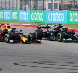 """""""By the time Lewis got the speed, the race was over""""– Mercedes was powerless against Max Verstappen at COTA claims Schumacher"""