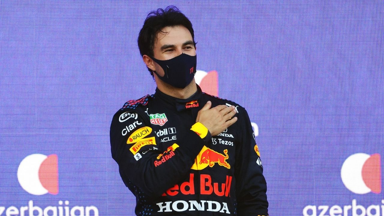 """""""We desperately need him to get up there in the remaining races""""– Red Bull yearning for points haul by Sergio Perez in attempt to win the championship"""