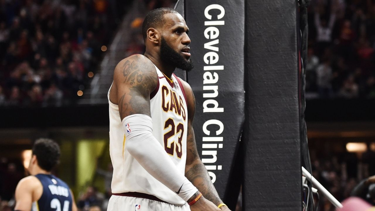 """""""Besides Kobe Bryant, LeBron James has the best work ethic I've seen"""": Former 2-time Olympic gold medalist raves about Lakers superstar's mentality and basketball IQ"""