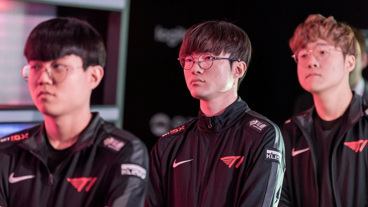 """""""I have performed poorly this year""""Faker sums up his own performance in 2021 as T1 dominates over DetonatioN FocusMe in their first match ever at the League of Legends (LOL) The World Championship"""