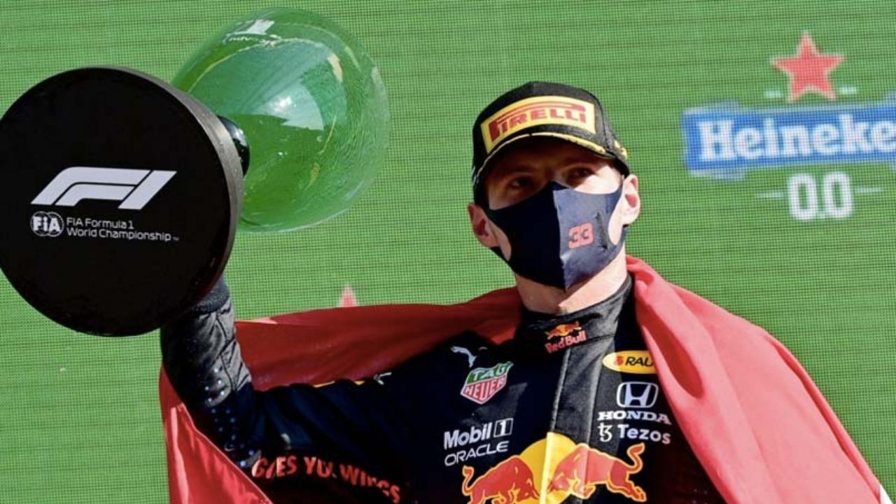 """""""He is most similar to Ayrton Senna""""– Max Verstappen's ex-boss showers praises on him amidst his first title fight"""