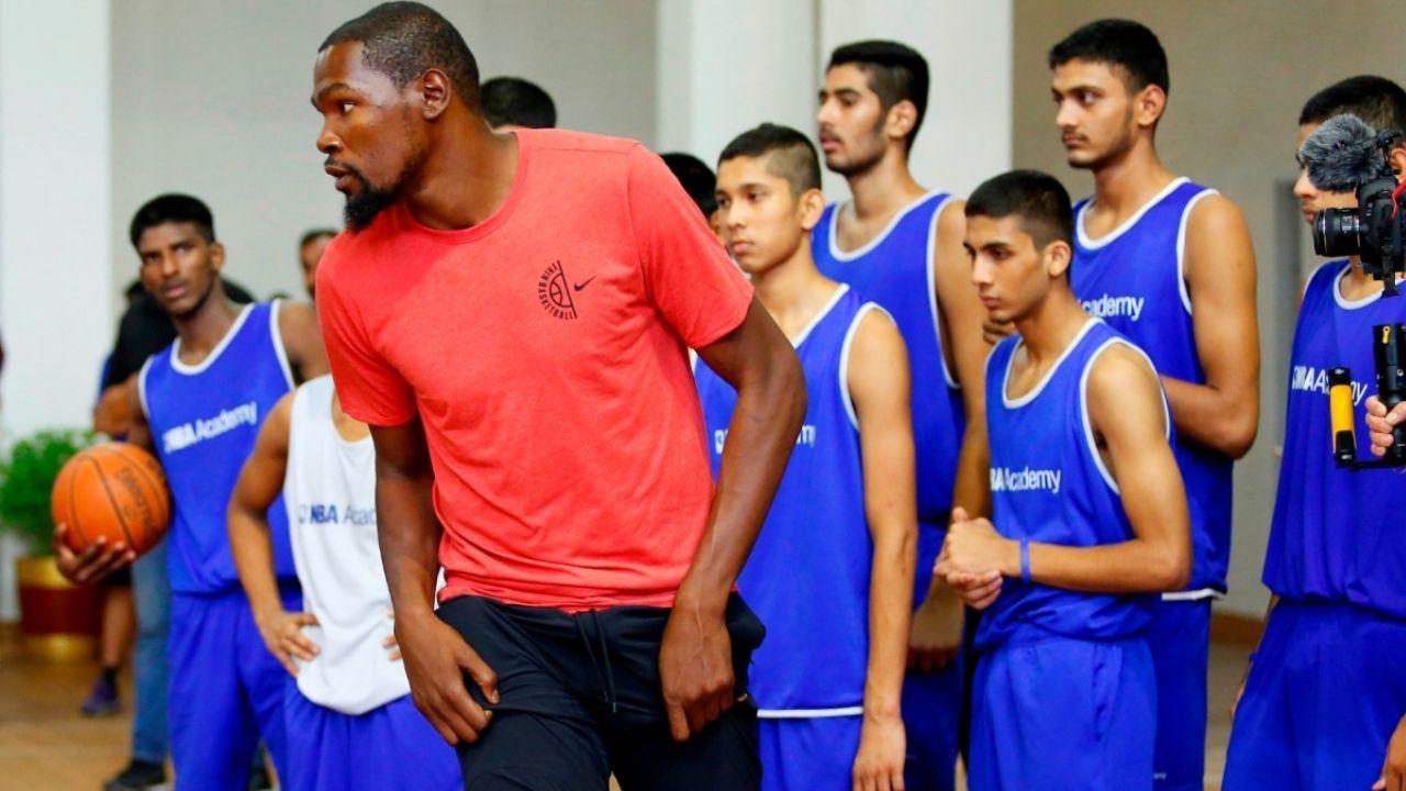"""""""Sorry for my 'cows' and 'monkeys' comments"""": When Kevin Durant apologized for some questionable remarks about his India trip experience"""