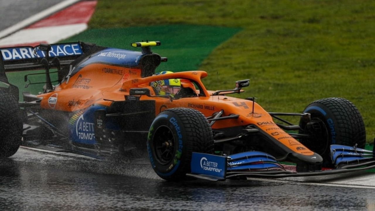 """I was actually quite scared""– McLaren superstar Lando Norris shares his honest fears during Turkish Grand Prix"