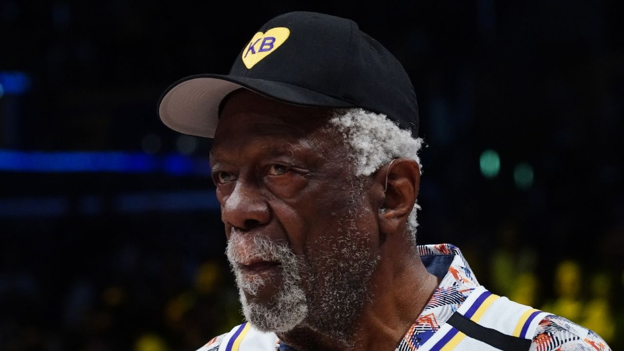 """""""Bill Russell's mother Katie Russell made his father promise he'd send Bill to college"""": Celtics legend narrates the moving story of how he was given the middle name Felton after Southern University President"""