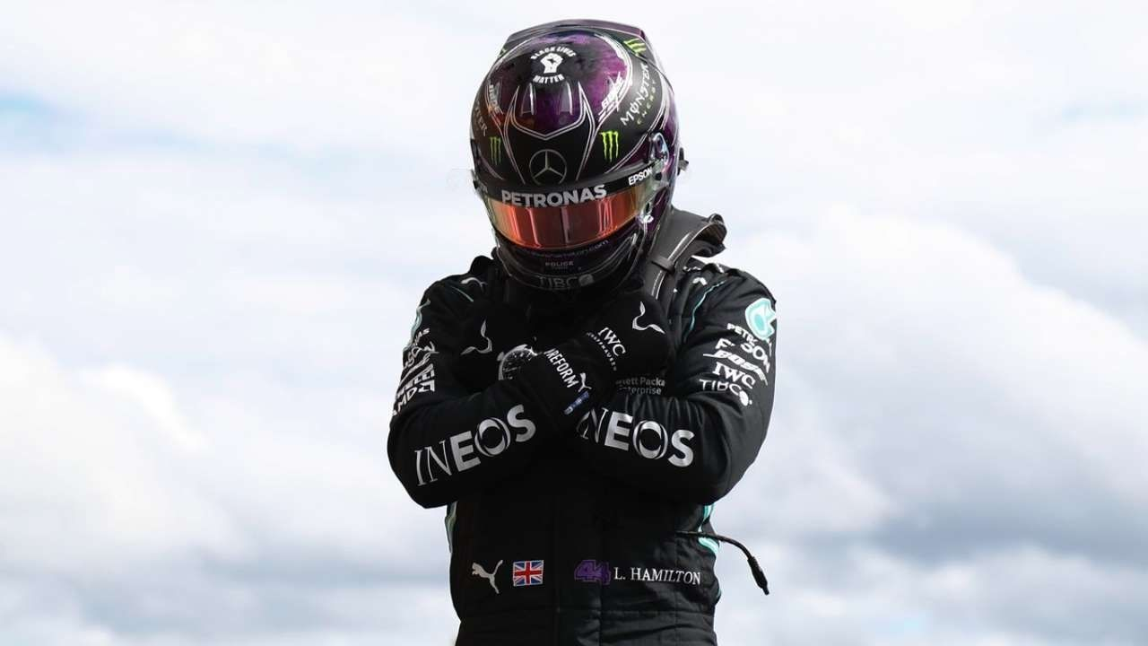"""""""I'm prepared to give up my career if it helps""""– Lewis Hamilton ready to drop his F1 privileges if it helps him to make a better world"""