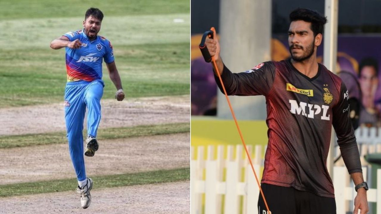 Avesh Khan and V Iyer: Indian team gets two more net bowlers in addition to Umran Malik for T20 World Cup 2021