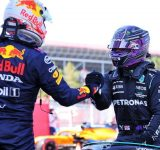 """""""I wouldn't say so""""– Lewis Hamilton claims championship rivalry with Max Verstappen is not the toughest of his career"""