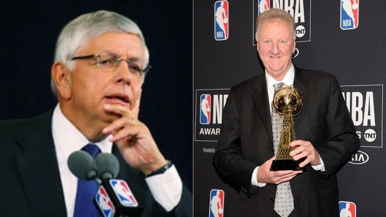 """""""David Stern rigged Game 6 of 1984 NBA Finals to help Magic Johnson's Lakers"""": When Larry Bird accused the then-commissioner of manipulating the finals"""
