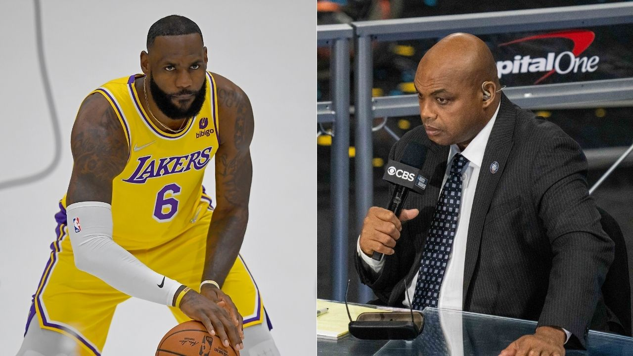 """""""You can't call us a superteam, we were 97 years old!"""": Charles Barkley pithily explains how LeBron James' superteams were different from his Rockets team with Hakeem Olajuwon"""