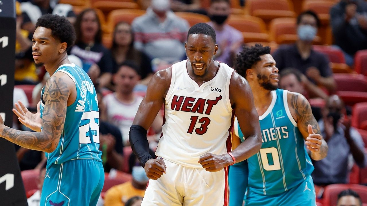 """""""Defenses disrespected me, and gave me too much space, man!"""": Bam Adebayo reveals secrets behind the massive improvement in his mid-range game for the Miami Heat"""