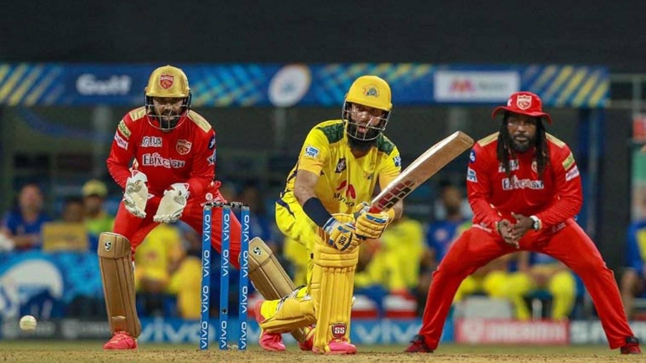CSK vs PBKS Head to Head in IPL history   Chennai Super Kings vs Punjab Kings stats   IPL 2021 Match 53