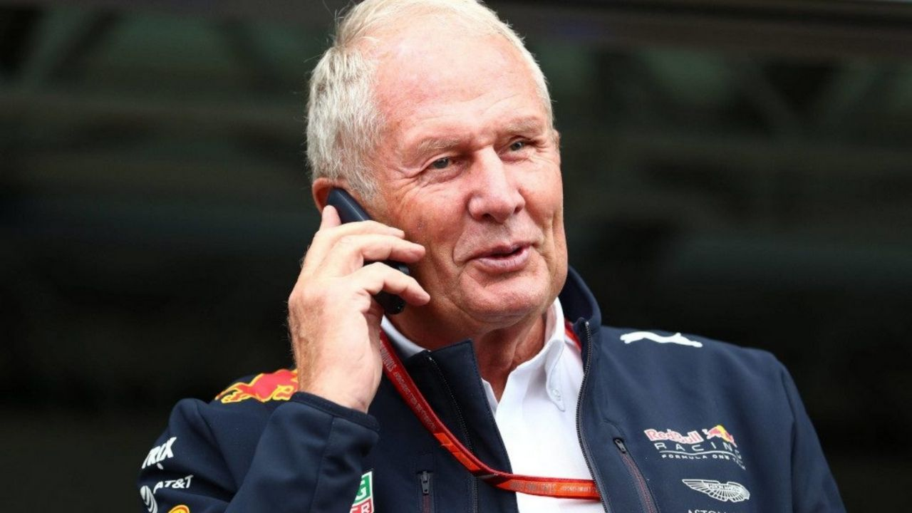 """""""For the FIA to look at and for them to police"""" - Red Bull boss Helmut Marko suggests conspiracy behind Mercedes' sudden gain of pace since Silverstone"""