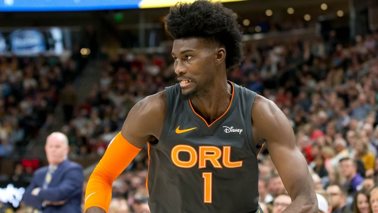 """""""I believe in what I'm standing for!"""": Jonathan Isaac goes on Fox News and defends his stance on the Covid-19 vaccination for NBA players."""