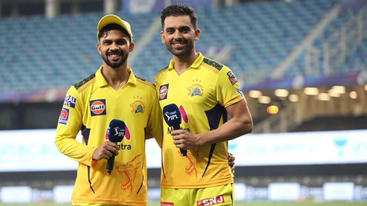 KM Asif IPL 2021: Why is Deepak Chahar not playing today's IPL 2021 match vs Rajasthan Royals?