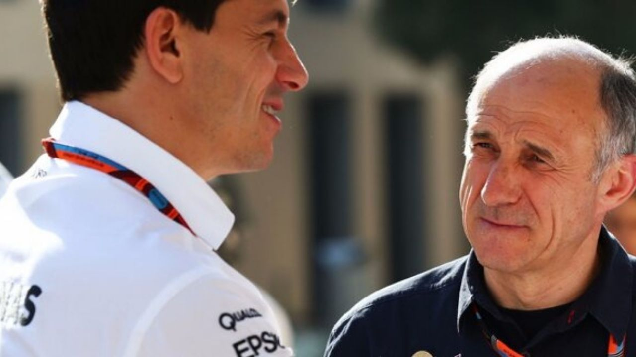 """""""The paddock and pits are at their limit in terms of space"""" - AlphaTauri team principal Franz Tost considers impractical the idea of having three drivers per team."""
