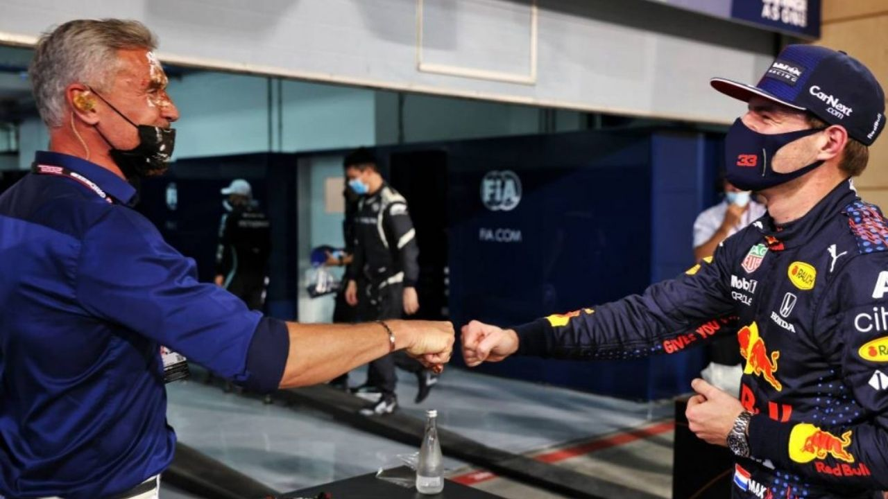 """""""I don't think Verstappen can get into Lewis' head""""– David Coulthard thinks Max Verstappen is wasting his time by getting involved with mind games"""