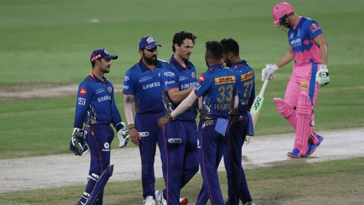 Can Mumbai Indians qualify for playoffs 2021: How can MI qualify for playoffs 2021?