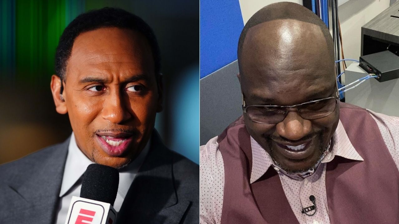 """""""I'm rocking my hairline like Stephen A Smith this season, happy birthday good friend!"""": Shaquille O'Neal posts hilarious message for lead ESPN NBA analyst"""