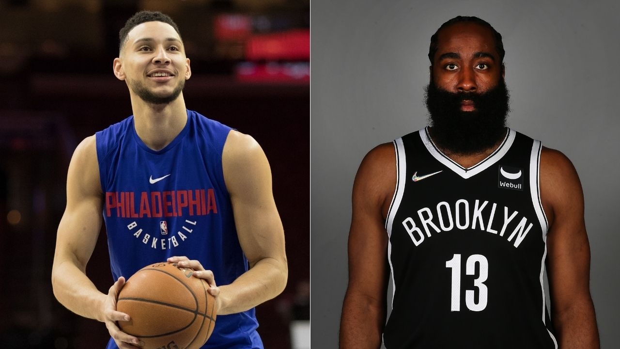 """""""That Ben Simmons situation isn't like mine"""": James Harden illustrates the kind of mental stress NBA stars go through after trade requests in response to Ben Simmons comparisons"""