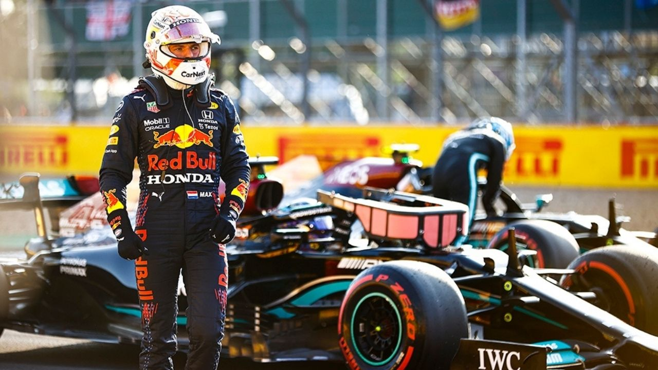 """""""He had worked very hard that weekend""""– Max Verstappen got incredibly frustrated after collision with Lewis Hamilton reveals Red Bull boss"""