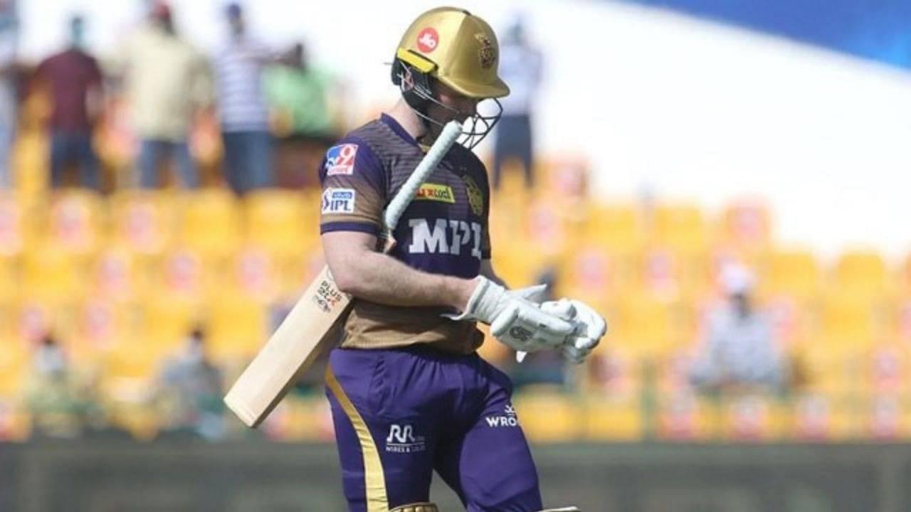 Morgan runs in IPL 2021: Has IPL 2021 been KKR captain Morgan's worst-ever IPL season?