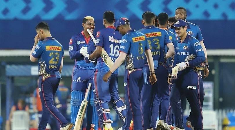 MI vs DC Team Prediction: Mumbai Indians vs Delhi Capitals – 2 October 2021 (Sharjah). Rohit Sharma, Jasprit Bumrah, Shikhar Dhawan, and Kagiso Rabada will be the best fantasy picks for this game.