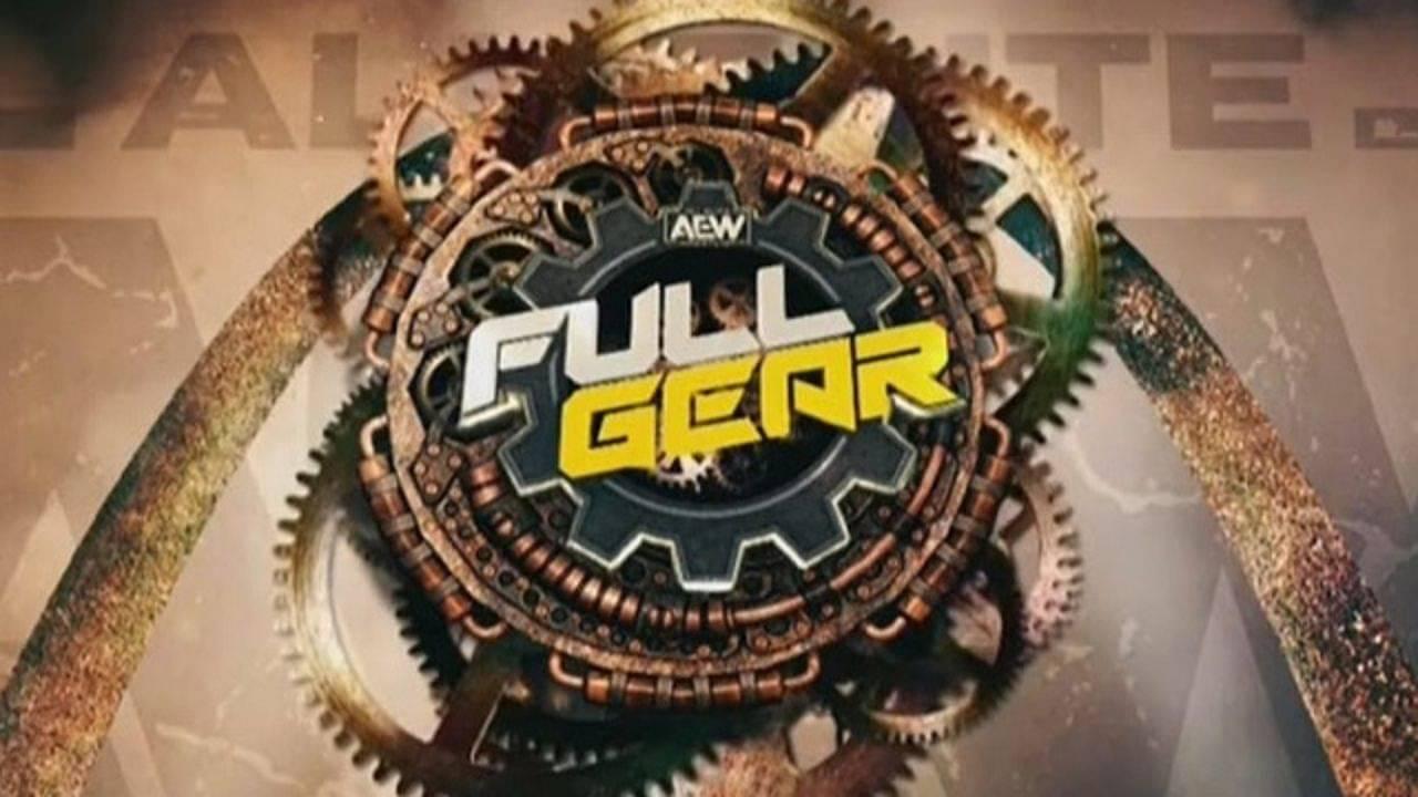 Tony Khan reveals the main event of AEW Full Gear