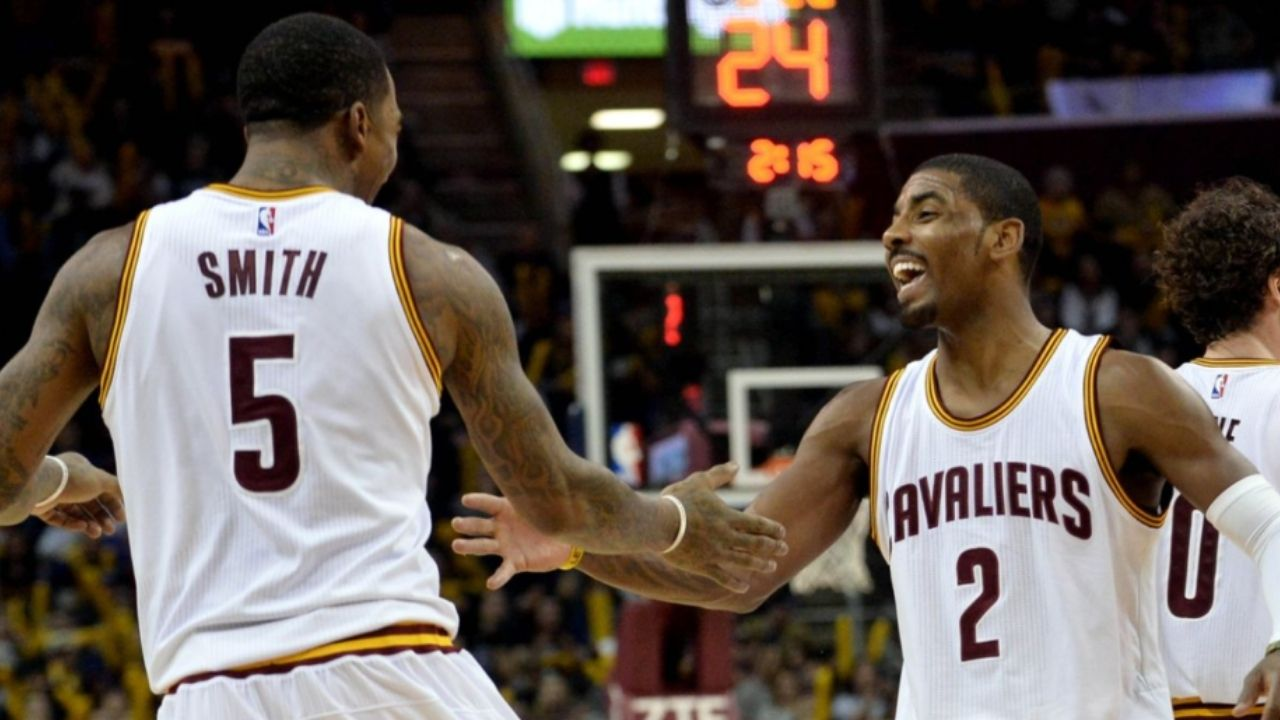 """""""Extremely proud of you Kyrie Irving!"""": JR Smith takes to Twitter to give props to the Nets star amidst vaccine concerns"""