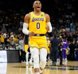 """""""Russell Westbrook has gotten his dream! With LeBron James, the Lakers are HIS team!!"""": Skip Bayless praises Brodie for stepping up, while critiquing the King for his absence"""