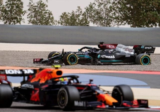 """""""Twelve points is nothing"""" - Christian Horner and Toto Wolff agree neither Red Bull nor Mercedes start as favourites for the Mexican GP"""