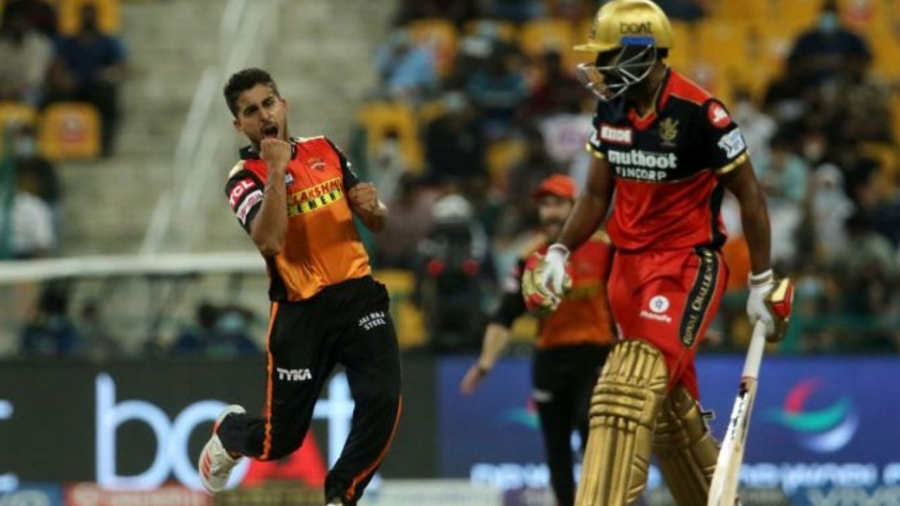 Umran Malik net bowler: SRH pacer to join Indian T20 World Cup 2021 team as a net bowler