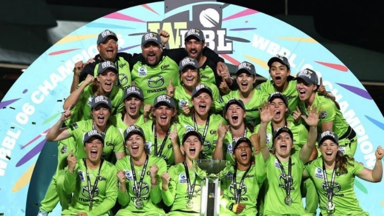 WBBL 2021 Live Telecast Channel in India and Australia: When and where to watch Women's Big Bash League 2021-22?