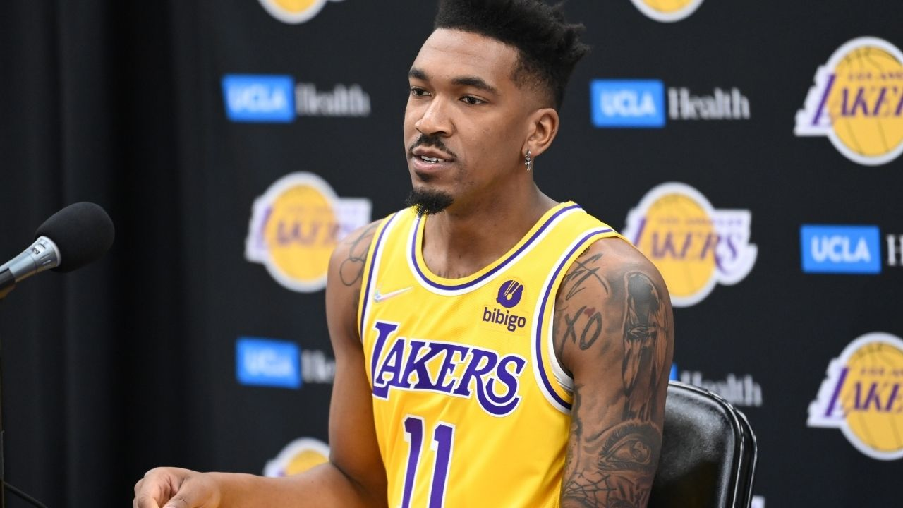 """""""Call Malik Monk the air fryer, not the microwave"""": NBA Twitter reacts to Dwight Howard revealing the Lakers guard's new nickname"""