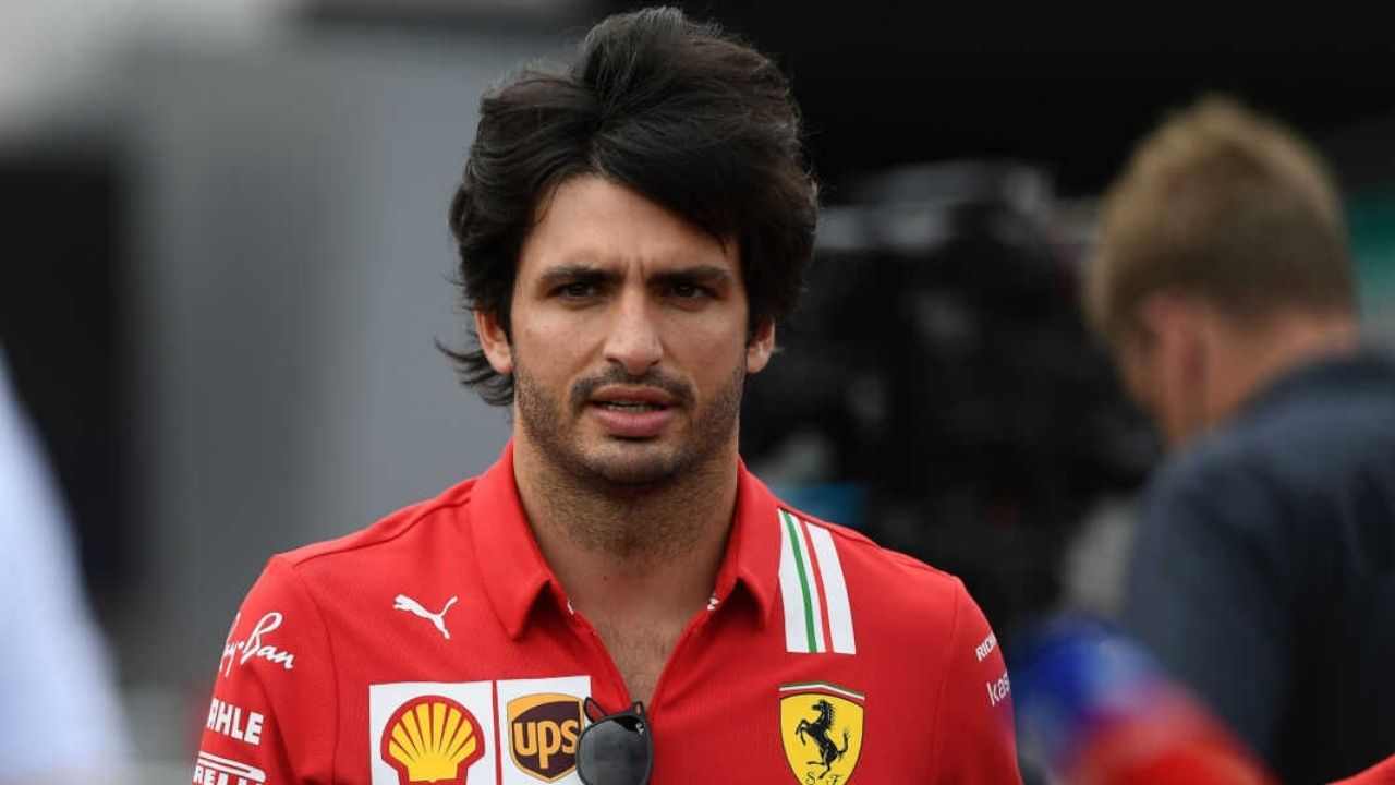 """""""We are performing well""""– Carlos Sainz believes Ferrari grabbing podiums is a good signal"""