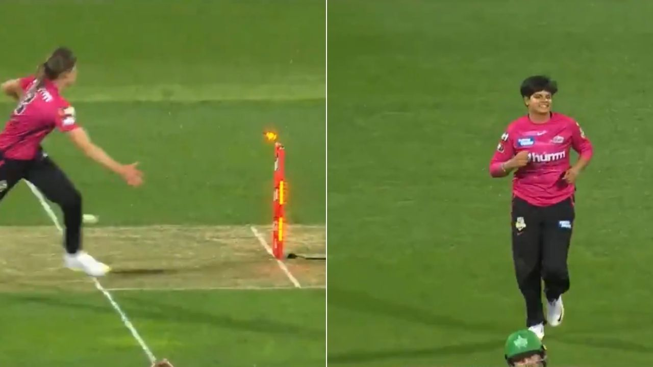 """""""What a throw"""": Shafali Verma's direct hit on BBL debut amazes Wasim Jaffer"""