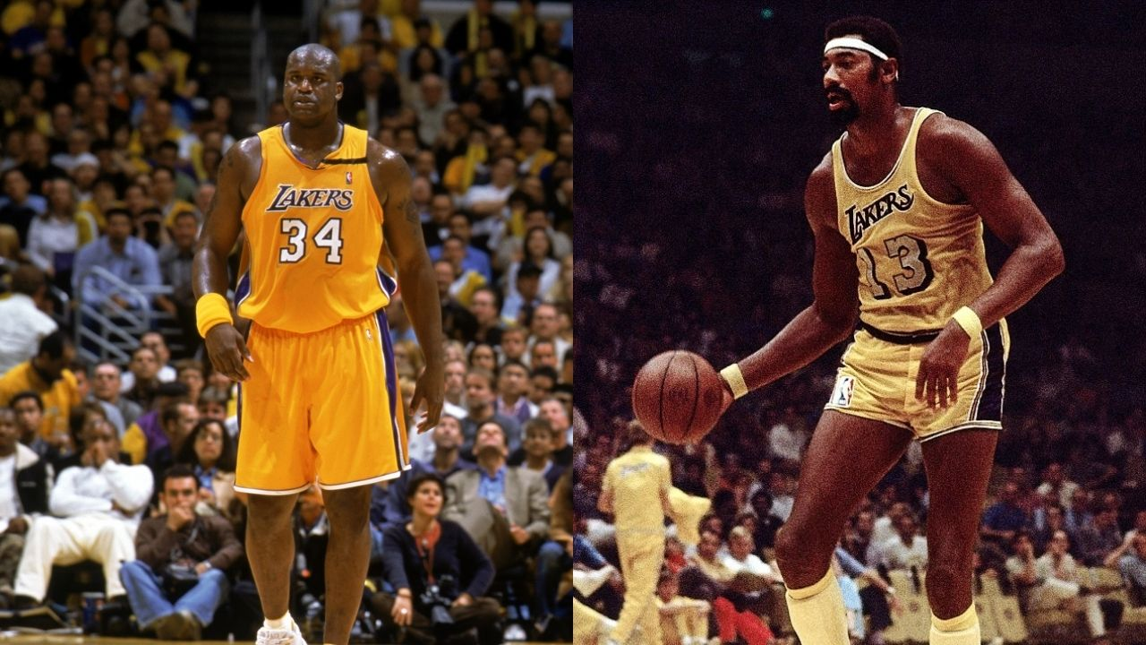 """""""While Wilt Chamberlain was more athletic, Shaq exhibited greater aggression"""": Phil Jackson breaks down the game of the two former NBA champions"""