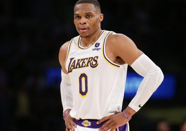 """""""It's a long season, and I'm constantly getting better"""": Russell Westbrook sends a stern warning to those scrutinizing him for his recent performances"""