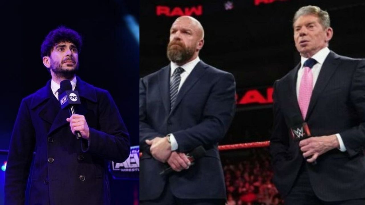 Former WWE Star compares Tony Khan to Vince McMahon and Triple H