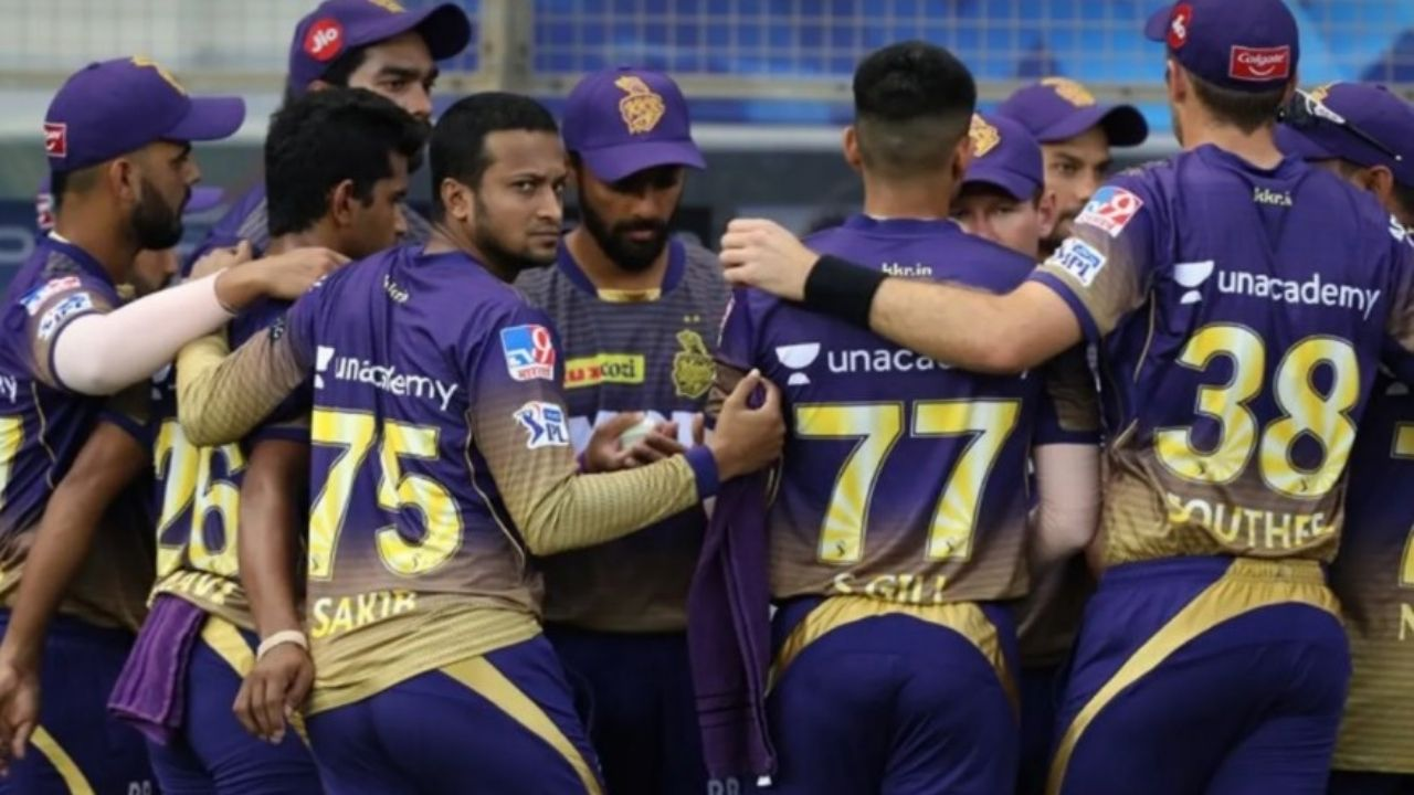 Man of the Match today IPL KKR vs SRH: Who was awarded Man of the Match in Knight Riders vs Sunrisers IPL 2021 match?