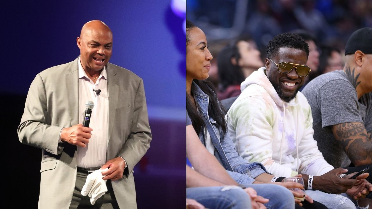 Kevin Hart trolling NBA analysts is one of the funniest things about basketball talk shows, and Charles Barkley was on the receiving end this time.