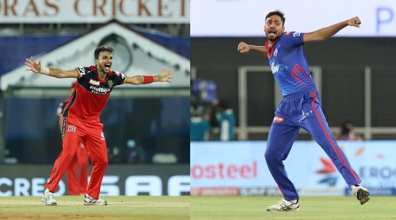 Purple Cap in IPL 2021: The SportsRush presents you with the Full List of IPL Top wicket-takers 2021. Harshal Patel is currently leading the race with 32 wickets under his belt, whereas Avesh Khan is in the second position.