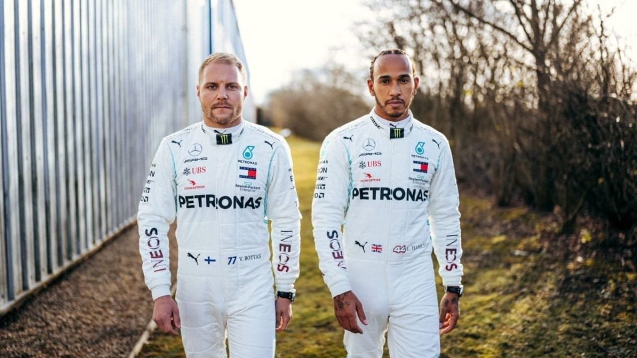 """""""There has never been any hiding of secrets between us"""" - Lewis Hamilton compares Valtteri Bottas to his previous four teammates in Formula 1"""