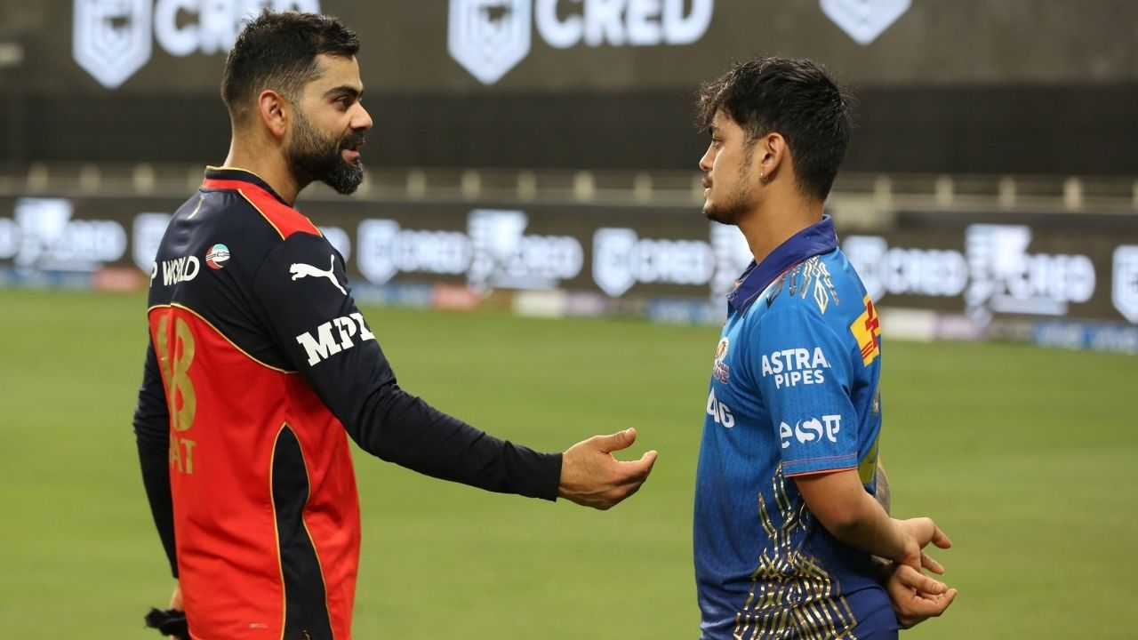 """""""You are selected as an opener"""": Ishan Kishan reveals Virat Kohli's message ahead of ICC T20 World Cup 2021"""