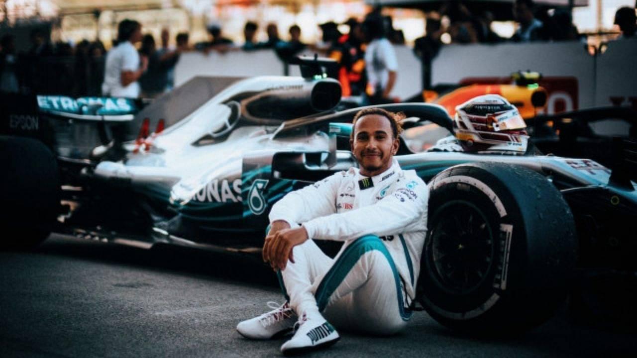 """Originally it was the silver arrows""– Lewis Hamilton thinks black Mercedes serves no more purpose in F1"