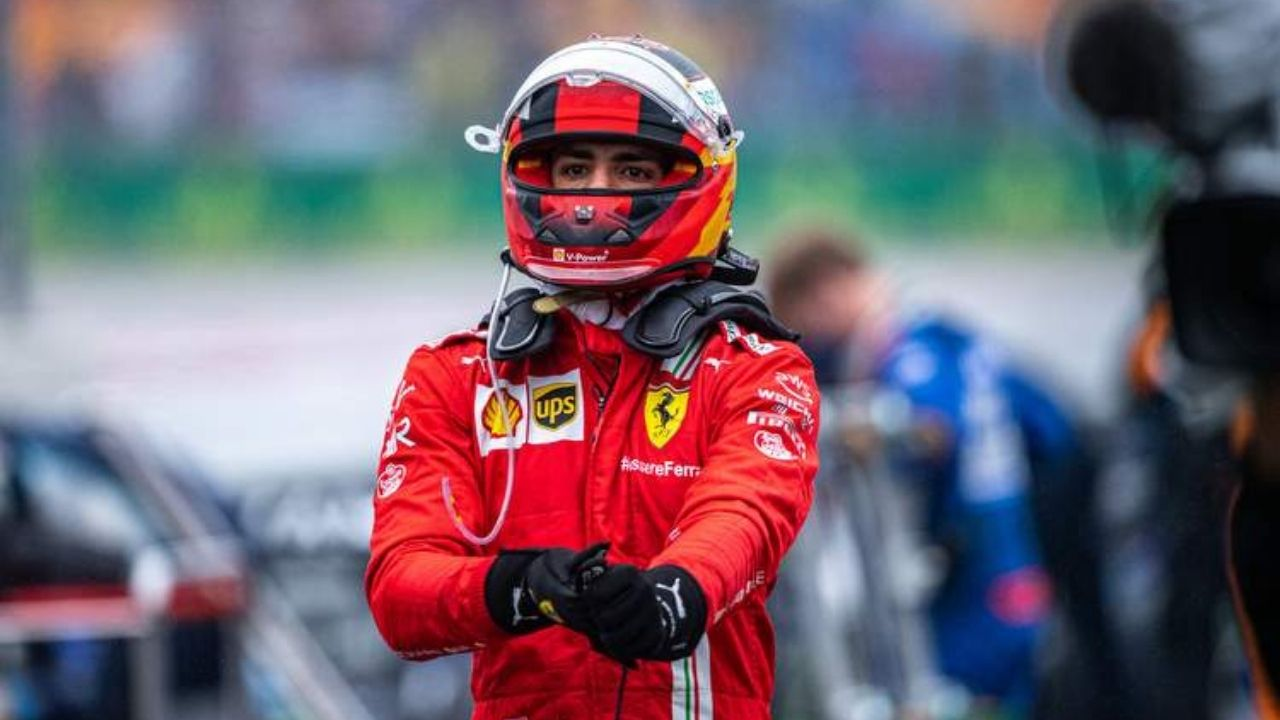 """""""There is something. We don't want to talk about""""– Ferrari warns entire paddock with new engine exploits by Carlos Sainz"""