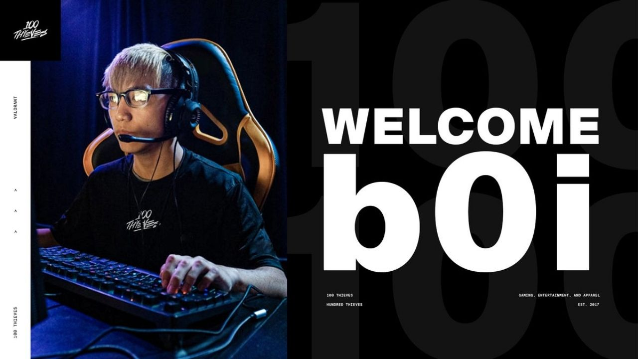"""""""Excited! Determined. Let's get to work,"""" 100T Boi to debut against Team Gen.G in the VCT North America Last Chance Qualifiers."""