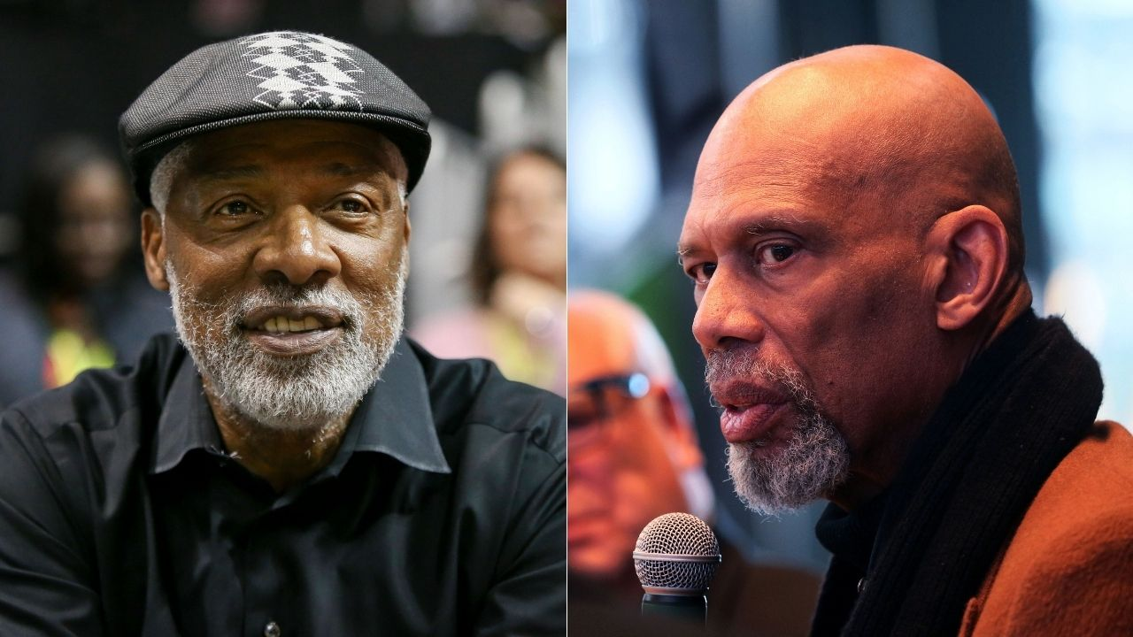 """""""Julius Erving was the best of my era, but Kareem Abdul-Jabbar was the greatest of all time"""": When George Gervin anointed the Lakers legend and 6-time champion as his GOAT over Michael Jordan"""